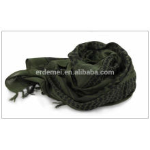 custom factory made polyester muslim scarf men