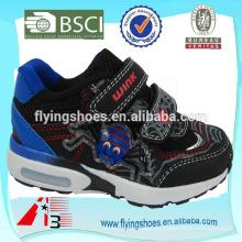 Спортивная обувь на высоком каблуке для мальчиков с паук-мультом