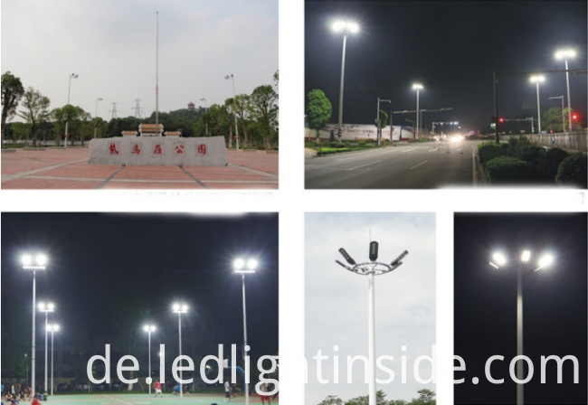 f50400lm IP66 400W LED Floodlight Stadium Light