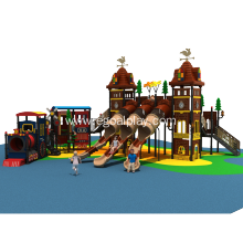 High Quality for Modern Creative Castle Series Egoalplay Kids Adventure Play, Plastic Slide Complex supply to Namibia Factory