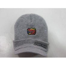 100% acrylic child sports hat