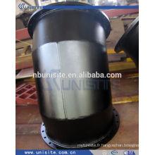 Raccord de pliage en acier au carbone (USB-1-002)