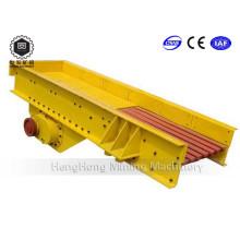 Máquina de alimentação de vibração do equipamento de processamento da mineração