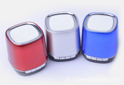 Haut-parleur sans fil Portable Sound System Music Box