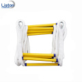 Nylon inklapbare veiligheid Fire Escape Rope Ladders