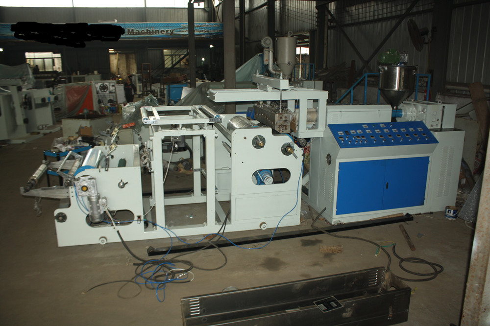 PVC Stretch Cling Film Making Machine