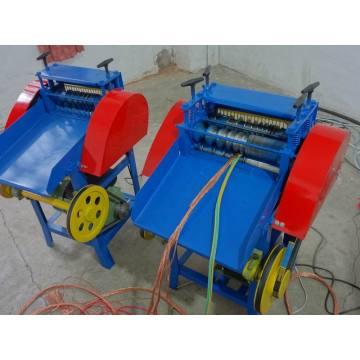 Cable Wire Insulation Stripper Machine
