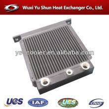 Intercambiador de calor de aluminio de alto rendimiento hidráulico