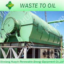 2014 Abfall-Reifen / Gummi-Recycling-Anlage zu Rohöl-Ofenöl