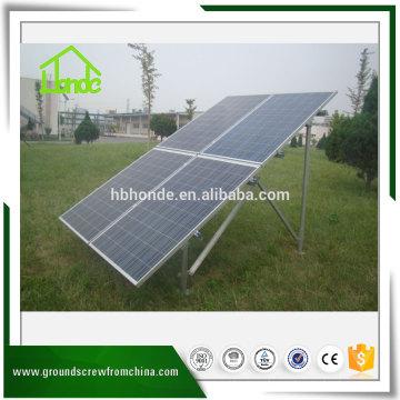 Mytext solar bracket