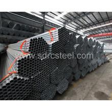 Tuyau en acier pré-galvanisé rond Q235