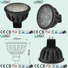 Unique Standard Size 500lm MR16 LED Spot Light (LS-S505-MR16-NWW/NW)