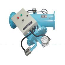 Edelstahl-Bürsten-Reinigungs-Wasserfilter für industriellen Kühlturm