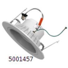 Energie Stern 9w 14w, 18w führte Downlight e27 BASE Cob LED-Downlight LED-Downlight 4 Zoll 6inch ETL aufgeführt dimmbare LED-Downlight