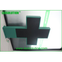 Croce a LED / Croce LED Farmacie / Affichage Croci Parafarmacie