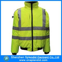Work Apparel Winter Outdoor High Visibility Workwear Jackets