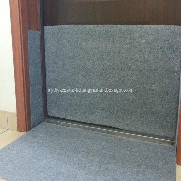 Protecteur de bouclier de film protecteur de jambage de porte