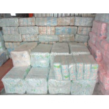 Grade B Baby Diaper With Cheap Price