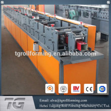 Construction machinery downspout roll forming machine