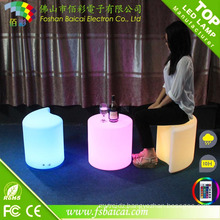 Plastic Bar LED Seat