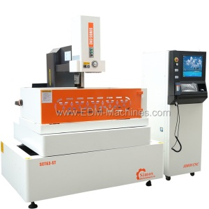 Angle Cutting Wire Cut EDM Machine