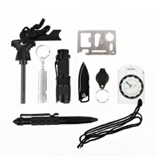 Outdoor Camping Survival Personal Kit Feuerstein kit