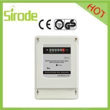 Kayıt modu ekran Staic AC aktif Watt-Hour enerji sayaçları (TF11)