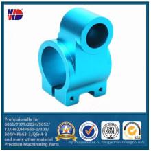 ЧПУ точность обработки алюминия CNC подвергая механической обработке CNC точности подвергая механической обработке