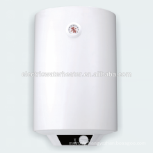 Vertical 50liter easy installation electric bathroom heaters