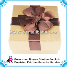 Paperboard Box in Various Finishes, Suitable for Cosmetic Packing
