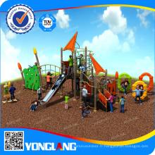 Équipement d'aire de jeux pour enfants en plein air