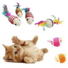 Zanies Cat Toys Furry Mice