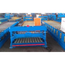 Trapezoidal Sheet Roof Machine