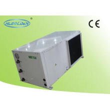 38KW Energy Saving Heat Pump Chiller / Scroll Water Cooled