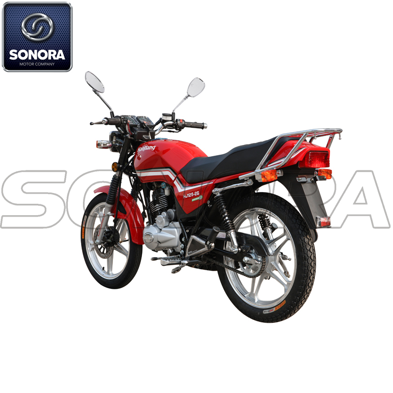 Original Red Generation 1 HJ125-26 Red 1.0 (4)