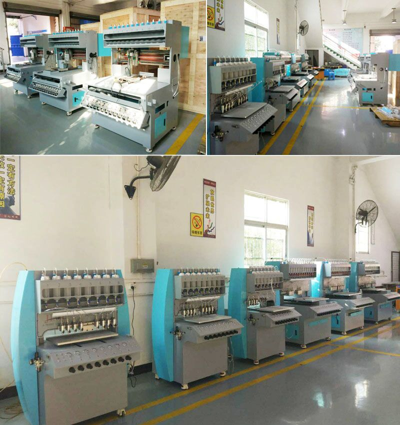 dispensing machine production