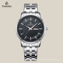 Klassische Business-Männer besaßen alle Edelstahl Watch 72059