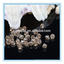 china bicone beads 4mm crystal glass beads