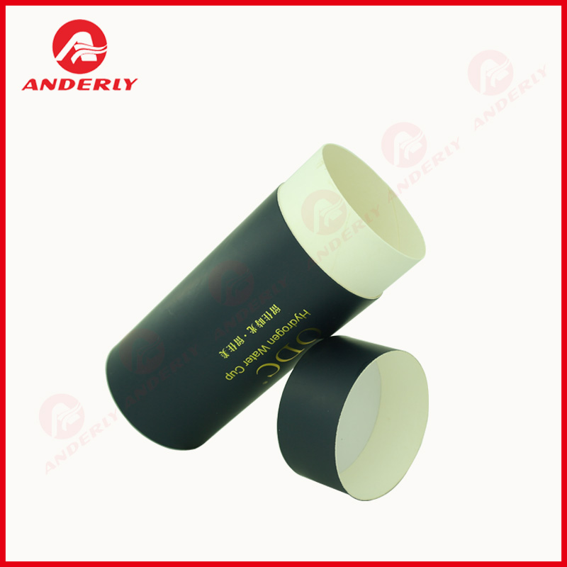 UV Printing Customized Cup Packaging Paper Tube