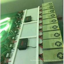 Fuente de alimentación del LED de la tira del bajo voltaje DC12V 24V