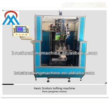 2014 hot sale 4 axis high speed broom tufting machine