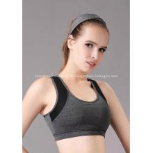 Sem anel de aço esportes Fitness mulher calcinha