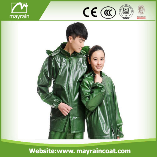 Colorful Costomized Rain Suit