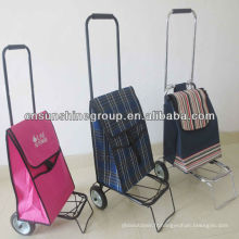 Plier bagages Cart - roues forts solides, bons.