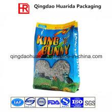 Seitenkeil-Tierfutter-Verpackungs-Tasche / Katzen-Sänfte-Tasche