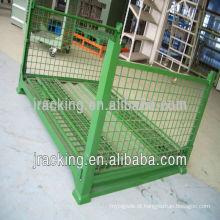 Caixa de paletes de armazém empilhável ajustável Nanjing Jracking