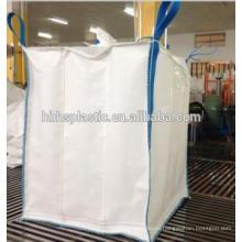 Большой мкр контейнер PP Сплетенный мешок с spout верхней части