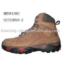 chaussures de randonneur de sécurité