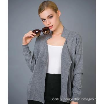 Lady′s Fashion Cashmere Sweater 17brpv061