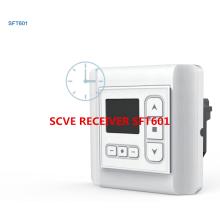 Sistema de Controle Receptor STF601